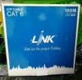 สาย LAN LINK CAT6 100 m.