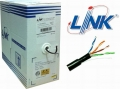 สาย LAN LINK CAT5E Out 305 m.
